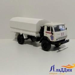Камаз 4326 МЧС моделе