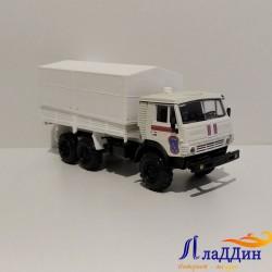 Камаз 43101 МЧС моделе