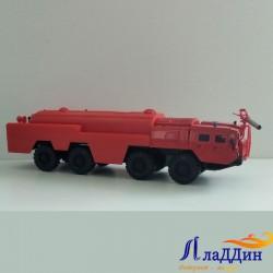 МАЗ-7310 Ураган янгын сүндерүнең коллекцион моделе