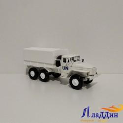 Урал 4320 ООН моделе