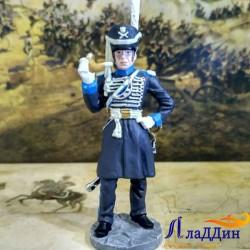 Офицер 1-го конного полка Санкт-Петербургского ополчения