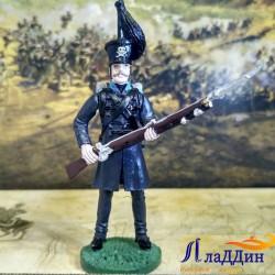 Брауншвейг герцогы җәяүле полканың солдаты