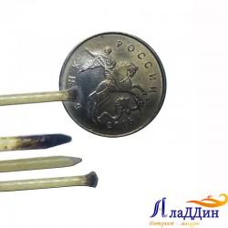 Кисточка из стекловолокна для чистки монет