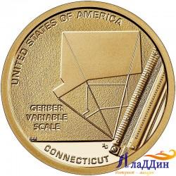1 доллар Инновации США. Шкала переменных Гербера