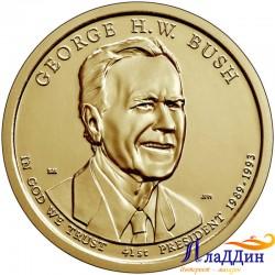 Джордж Буш старший 41-ой президент США