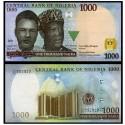 Банкнота Нигерия 1000 найра