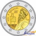 2 евро. 450 лет со дня смерти Питера Брейгеля Старшего