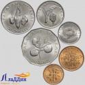 Набор из 6 монет Тонга