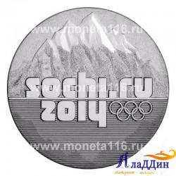 Эмблема Олимпийских игр. 2014 год