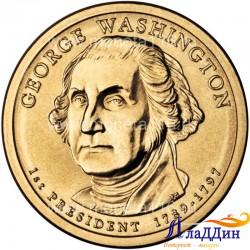 Джордж Вашингтон 1-ый президент США