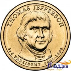 Томас Джефферсон 3-ий президент США