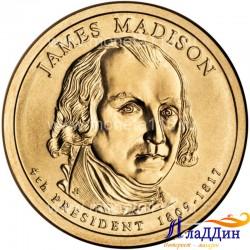 Джеймс Мэдисон АКШ-ның 4-нче Президенты