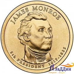Джеймс Монро 5-ый президент США