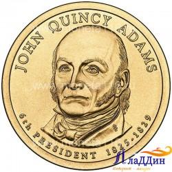 Джон Куинси Адамс 6-ой президент США