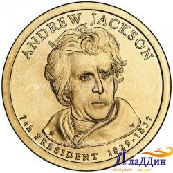 Эндрю Джексон 7-ой президент США