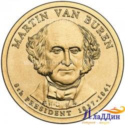 Мартин Ван Бюрен 8-ой президент США