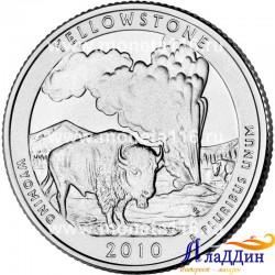 Йеллоустонский национальный парк США