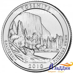 Йосемитский национальный парк США
