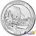 3 парк. Йосемитский национальный парк США. 2010 год
