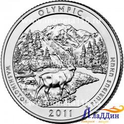 Олимпик национальный парк США