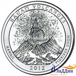 Гавайские вулканы национальный парк США