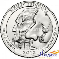 Маунт-Рашмор национальный мемориал США
