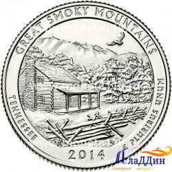 Грейт-Смоки-Маунтинс национальный парк США