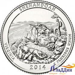 Шенандоа национальный парк США