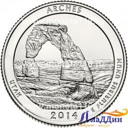 Арки национальный парк США