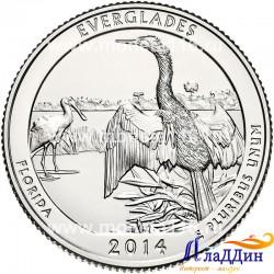 Эверглейдс национальный парк США