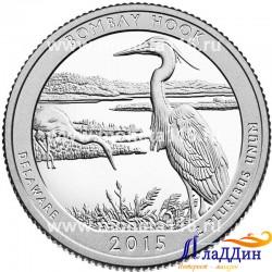 Бомбай-Хук национальное убежище дикой природы США