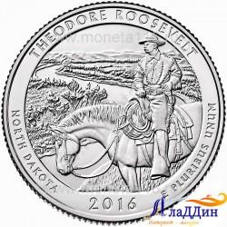 34 Национальный парк Теодора Рузвельта