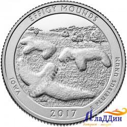 36 национальный памятник Эффиджи-Маундз