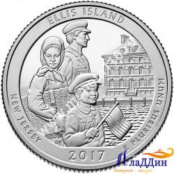 39 Национальный монумент острова Эллис