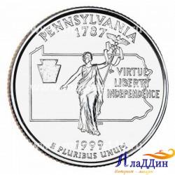 АКШ төбәге Пенсильвания