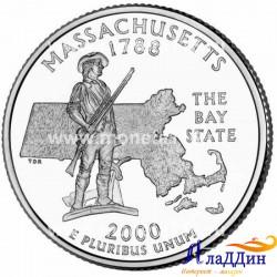 АКШ төбәге Массачусетс