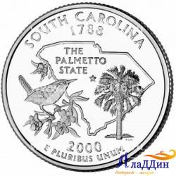 АКШ төбәге Көньяк Каролина