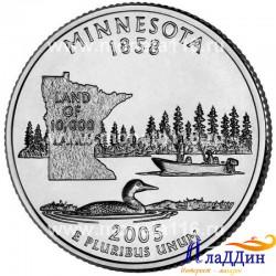 Миннесота штат США