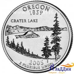 Орегон штат США
