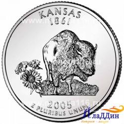 Канзас штат США