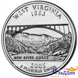 Западная Виргиния штат США