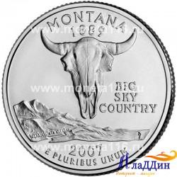 Монтана штат США