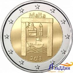 2 евро. Культурное наследие