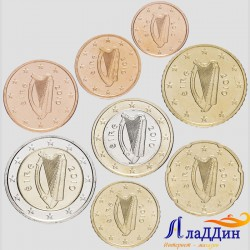 Ирландия евро тәңкәләре җыелмасы
