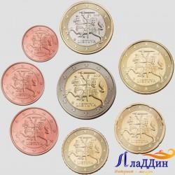 Тәңкәләр җыентыгы евро Литва