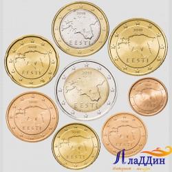 Тәңкәләр җыентыгы евро Эстония